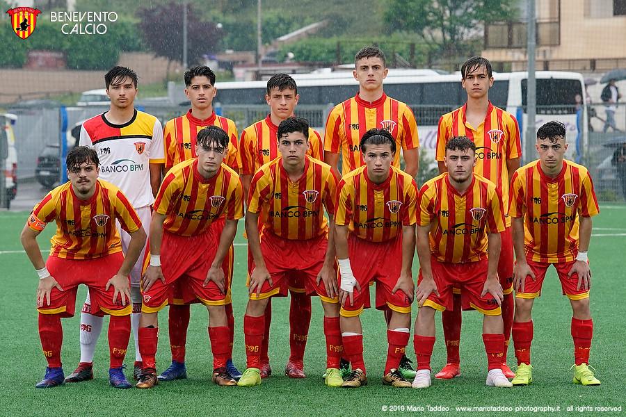 under16-quartidifinale-playoff-benevento-sassuolo-2-1