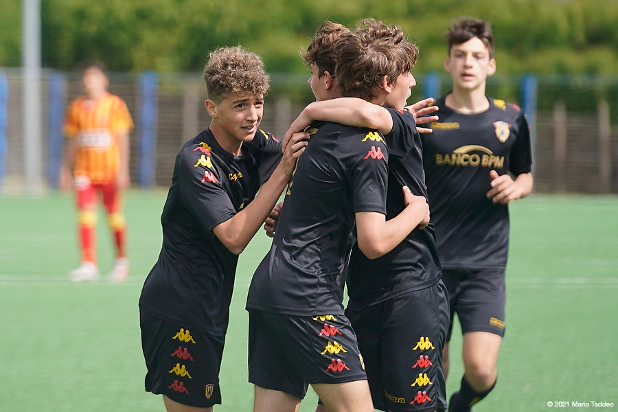 under15-test-match-benevento-catanzaro-4-0